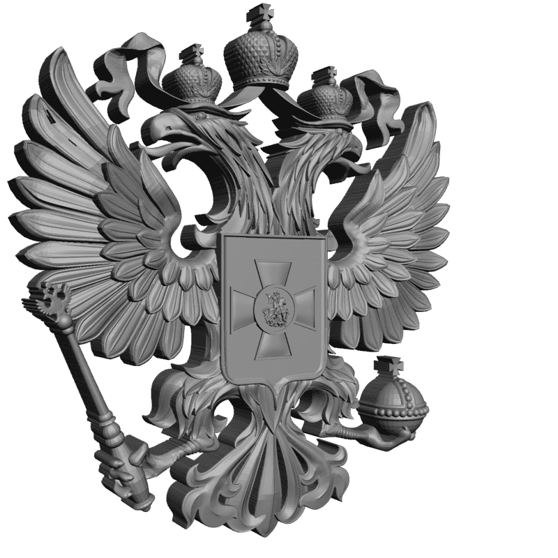 Герб орел картинки
